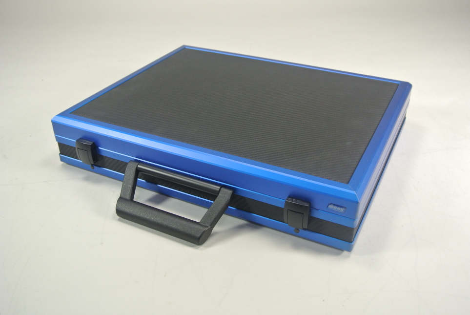 Koffer Blau